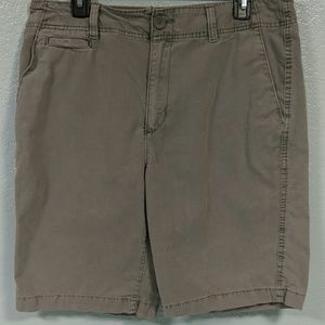 Urban Pipeline flat front gray shorts 34